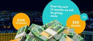tomorro cash giveaway
