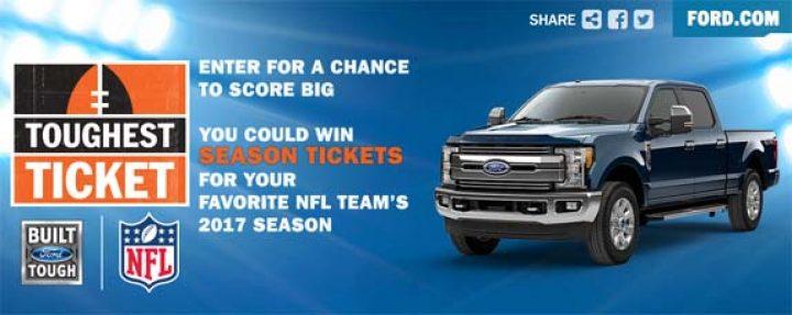 toughest ticket contest