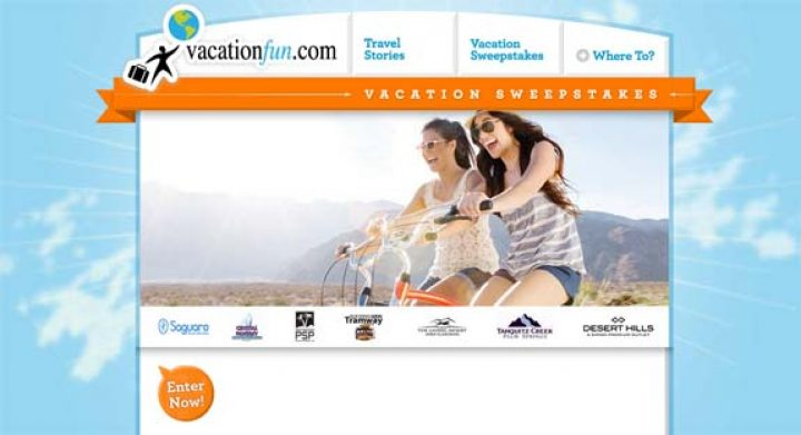 vacation fun sweepstakes