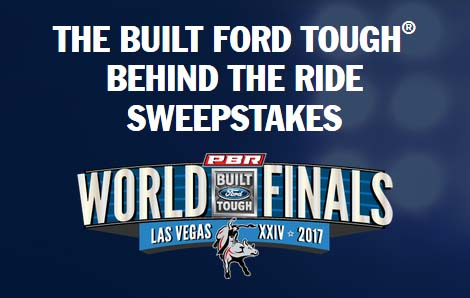 Pbr ford truck giveaway