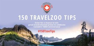 150 Travelzoo Tips April Sweepstakes