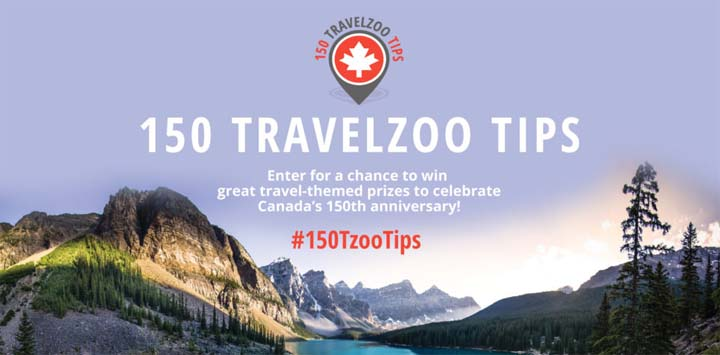 150 Travelzoo Tips April Sweepstakes