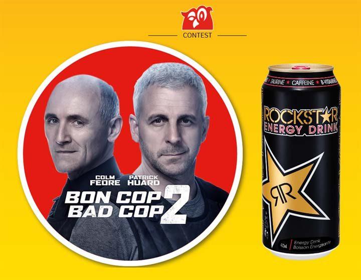 bon cop bad cop contest