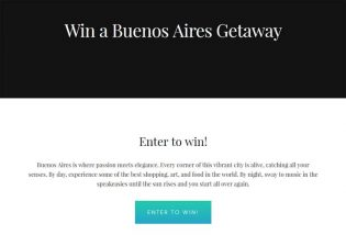 Discoverer Buenos Aires Giveaway