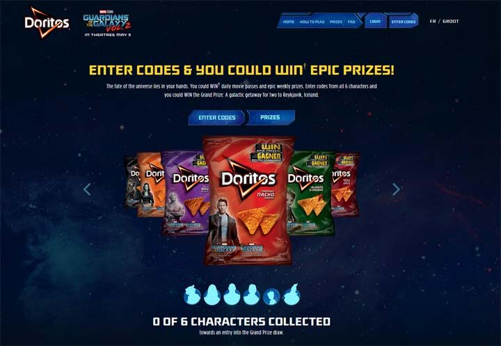 doritos contest