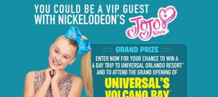 fly away nickelodeon sweepstakes