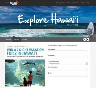 Explore HAWAI'I Contest