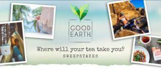 good earth sweepstakes