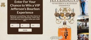 jeffersons sweepstakes