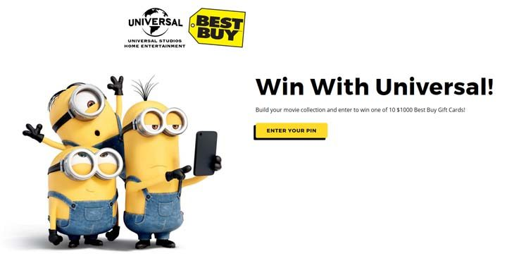 win with universal