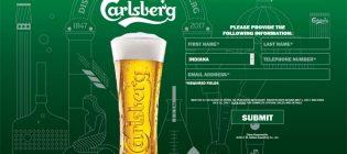 carlsberg contest