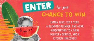 jamba juice giveaway