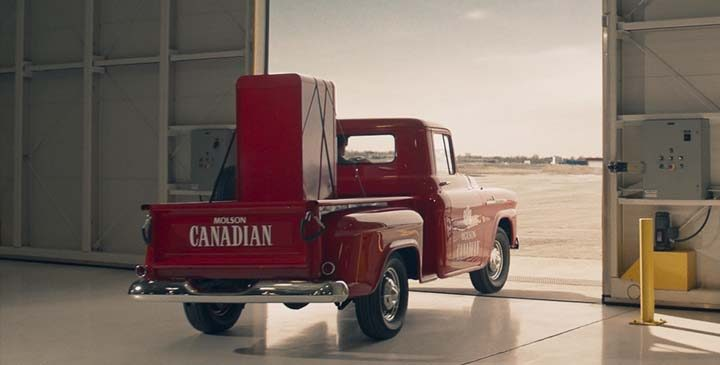 molson canadian contest