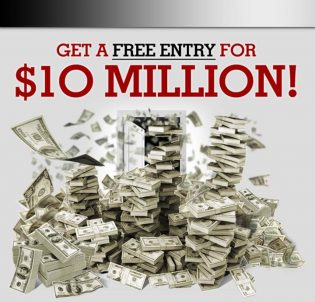 PCH Contest Get a free entry for $10 Million SuperPrize