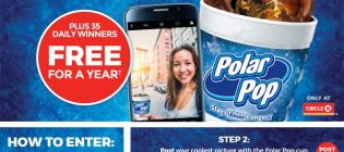 polar pop cup contest