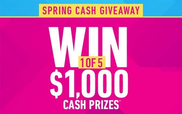 spring cash giveaway 1