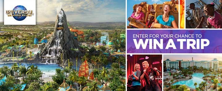 universal orlando resort sweepstakes