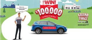 bring your toyota home contest