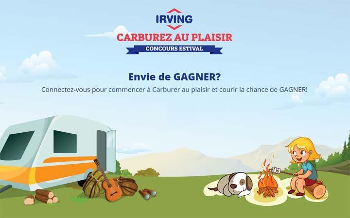 Concours Irving Carburez au plaisir