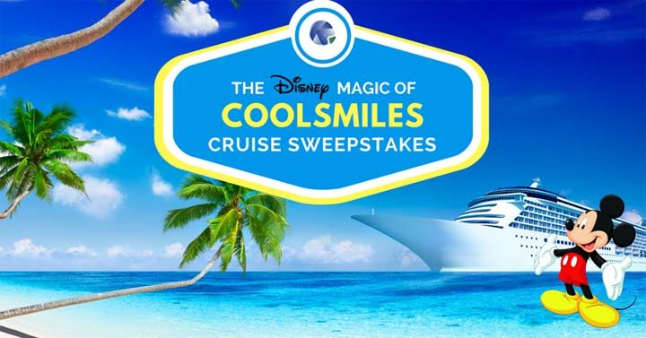 disney coolsmiles cruise sweepstakes