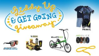 Giddy Up & Get Going Giveaway