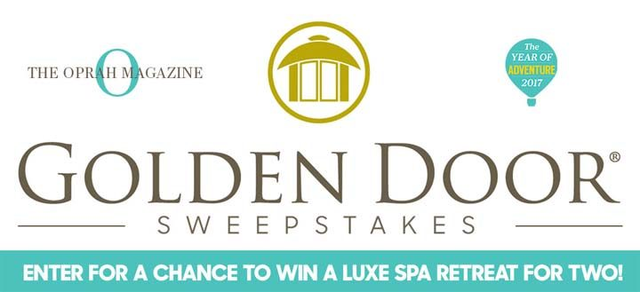 golden door sweepstakes