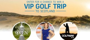 golf now sweepstakes