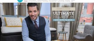 hgtv ultimate bedroom sweepstakes