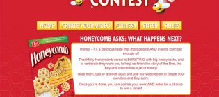 honeycomb bee the boss contest