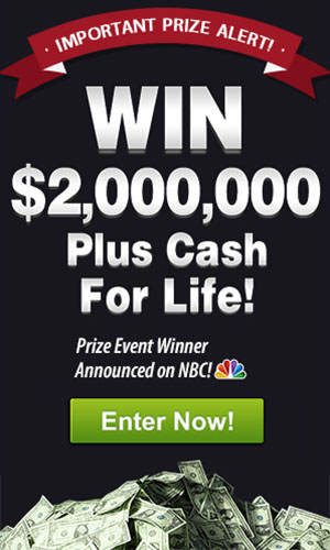 Pch Winner Announcement