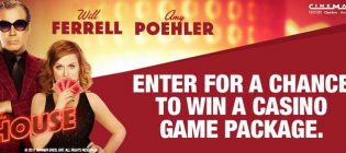 poker package sweepstakes