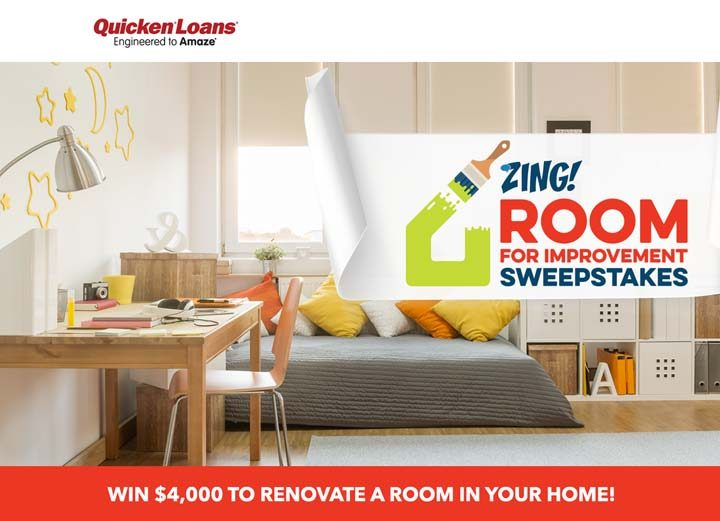 quickenloans room sweepstakes