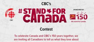 stand for canada contest