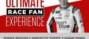 ultimate race fan experience sweepstakes
