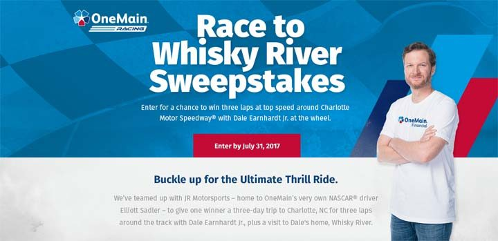 whisky river sweepstakes