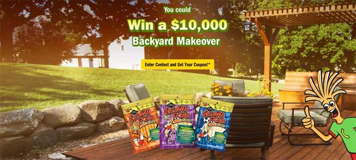Black Diamond Cheestrings Ca Win A Backyard Makeover Contest