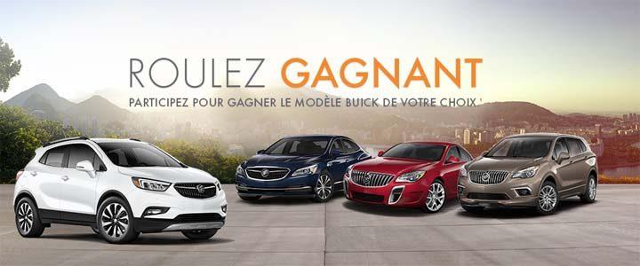 Concours GM Un choix gagnant