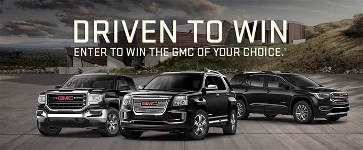 GM Driven to Win Contest