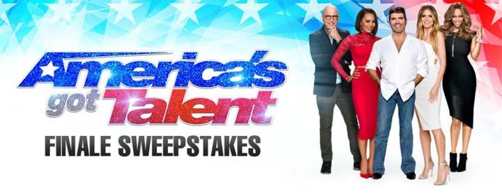 America's Got Talent Finale Ticket Giveaway