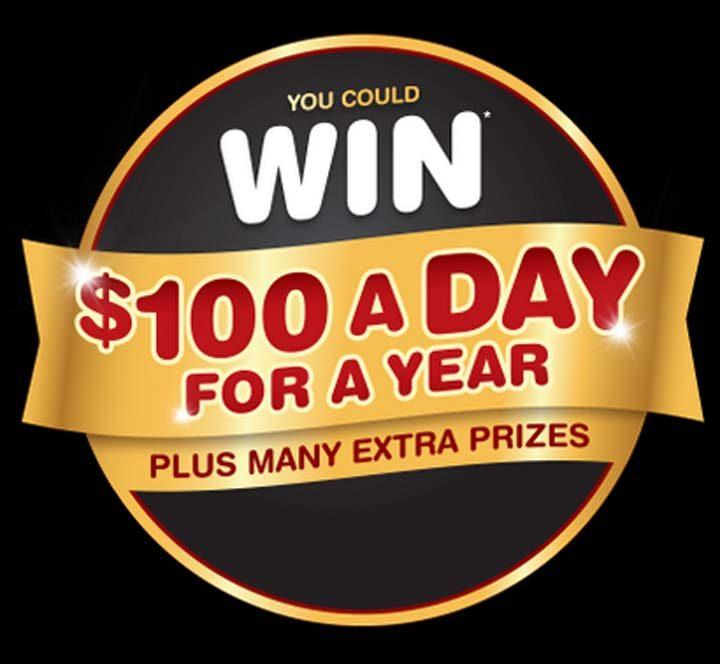 IÖGO Win $100 a Day Contest