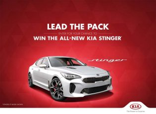 Kia Lead the Pack Contest
