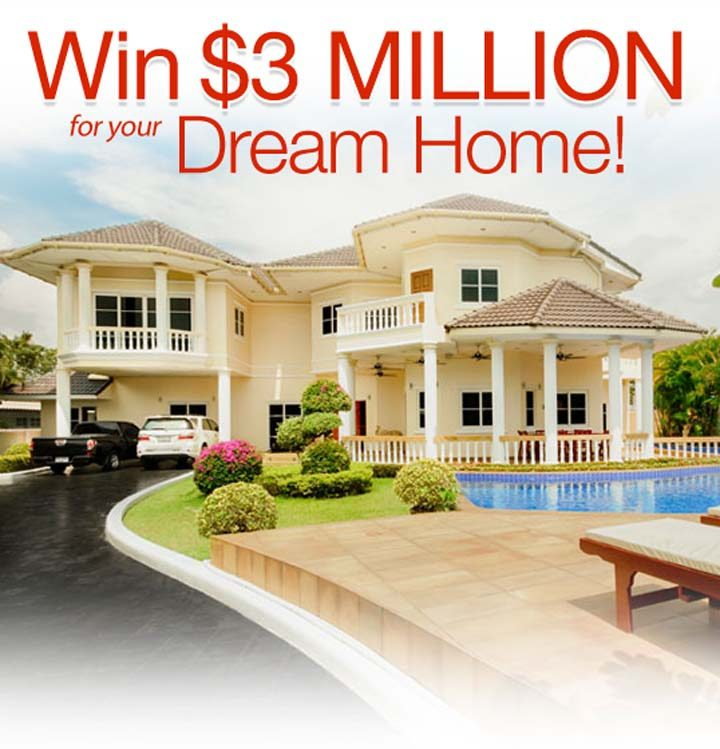 Dream Home Sweepstakes
