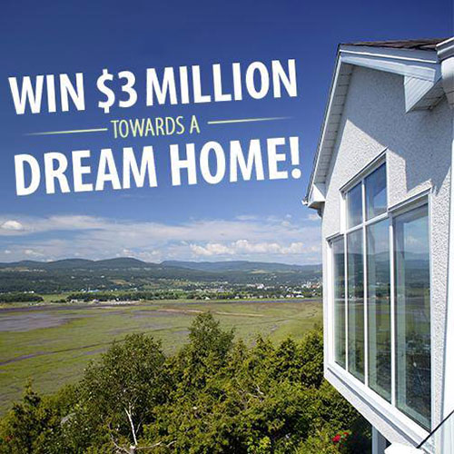 Dream Home Sweepstakes Winner