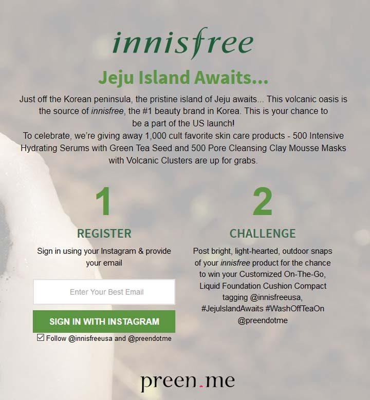 innisfree-challenge