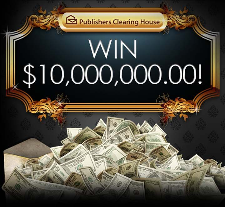 PCH Win $5,000 A Week Forever Sweepstakes