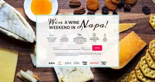 Tasting Table's Trip to Napa Sweepstakes