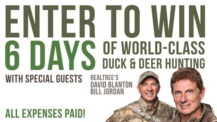 duck-and-deer-hunting-sweepstakes