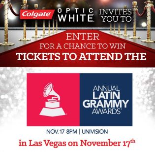 Latin Grammy Awards Sweepstakes