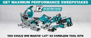X2 – Get Maximum Performance Sweepstakes
