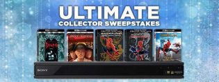 Sony October 4K Sweepstakes